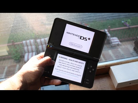 Why You Should Buy a Nintendo DSi XL In 2017!