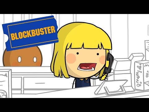 My Blockbuster Video Stories