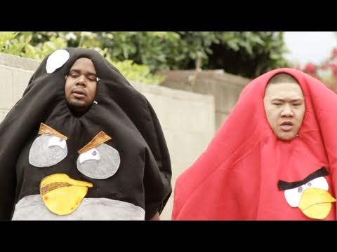 Gangsta Angry Birds Video