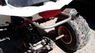 7. 2004 Yamaha Raptor 350