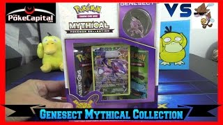 Pokemon Cards Genesect Mythical Pokemon Collection Box SUPER EARLY by ThePokeCapital