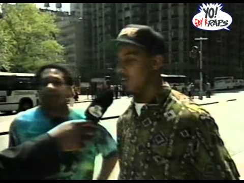 Leaders Of The New School – Interview & Freestyle @ Yo MTV Raps 1991 (HQ)