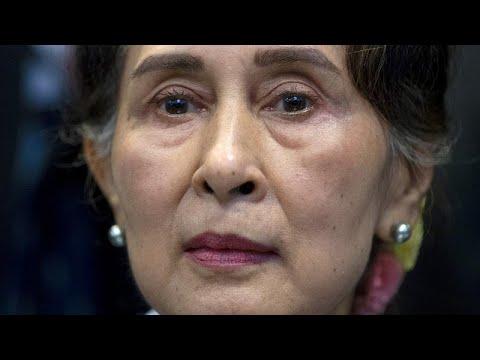 Χάγη: «Η  Αούνγκ Σαν Σου Κίι λέει ψέματα» υποστηρίζουν οι Ροχίνγκια …
