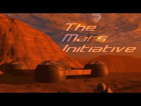 Spacevidcast - Want to help get footprints on Mars? Check out this live show where we interview Steve Bassett of The Mars Initiative - http://marsinitiative.org/ In Space N...