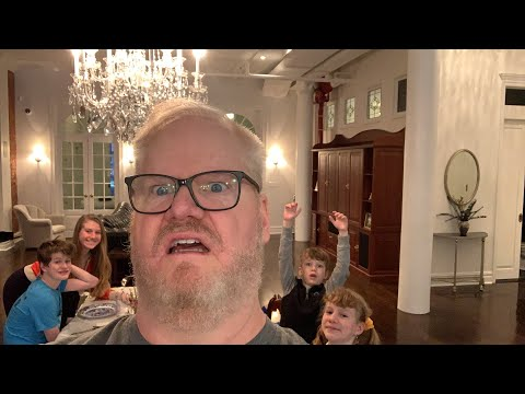 Dinner with the Gaffigans (April 24th 2020) - Jim Gaffigan #stayin #withme