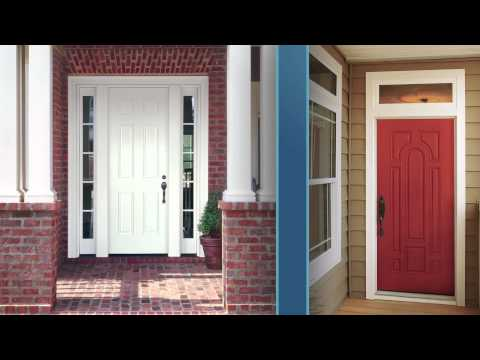 First Impressions: Your Entry Door : doors video - Pezcame.Com
