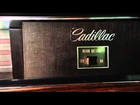 1972 Cadillac Deville Emblem Repair