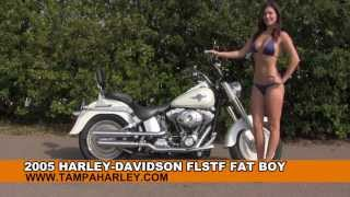 7. 2005 Harley Davidson Fat Boy  - Used Motorcycles for sale