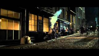 Mr. Bilbo escapes being shot by a Congressman - Lincoln (2012)