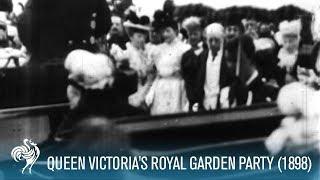 Video Queen Victoria Arrives at a Royal Garden Party (1898)   British Pathé MP3, 3GP, MP4, WEBM, AVI, FLV Januari 2019