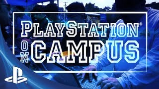 PlayStation Campus Tour