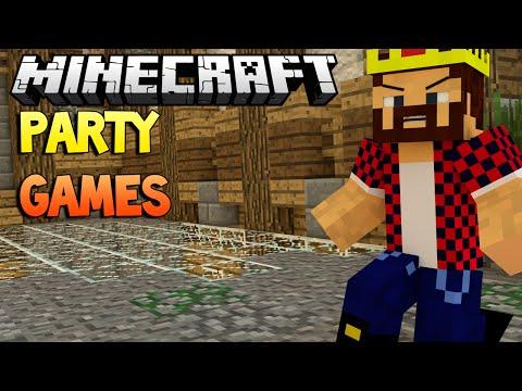 АИД ПРОТИВ СЕРВЕРА - Party Games (Mini-Game)