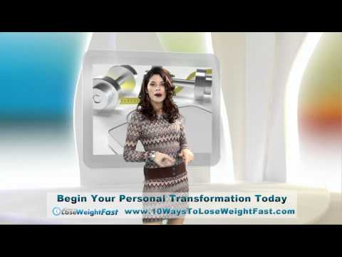 Web Commercial Weight Loss System Video