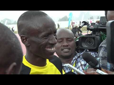 """Baba Yao"" Kemboi guides the Kiprutos to Olympics"
