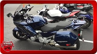 9. 2016 Yamaha FJR1300 ES Motorcycle Review Supplemental