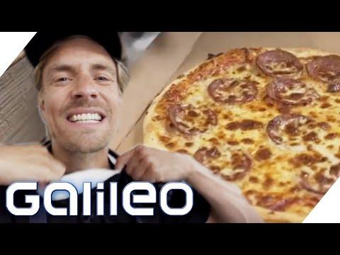 Arbeiten bei Dominos! Wie stressig ist der Job bei Pizzalieferdiensten? | Galileo testet Jobs