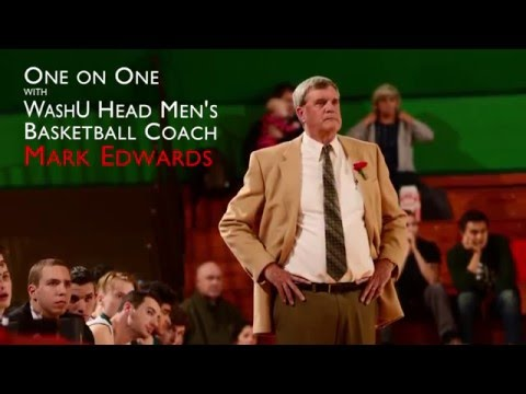 1-on-1 With Men's Basketball Coach Mark Edwards
