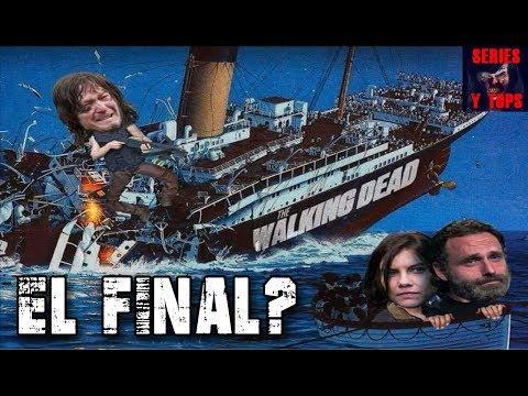 El FINAL de The Walking Dead en la TEMPORADA 9? PREDICCIONES