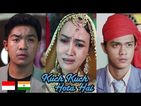 Ending Scene Kuch Kuch Hota Hai - PARODI INDIA ( Versi Indonesia )
