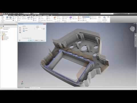 Form, fit, function, and manufacturability of plastic parts. (video: 1:41 min.)