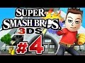 SUPER SMASH BROS. 3DS # 04 ★ 4-Player-Multiplayer Matches! [HD]
