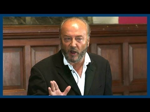oxford - George Galloway is asked 'Are you a racist?' by an Oxford student. SUBSCRIBE for more speakers ▻ http://is.gd/OxfordUnion George Galloway tell of the time he...