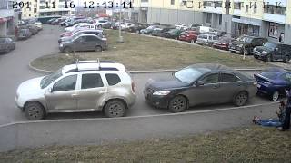 Неадекватный водитель из Петрозаводска