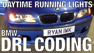 BMW E46 DRL Daytime running lights Coding Options tutorial/overview video, using NCS Expert and NCS Dummy. If you have any questions please comment below. Hope you like the video! Thanks for watching!_____DISCLAIMER:I'm not associated with any company or seller.This may not be the professional or the right way to do it, although it works for me.Please use this tutorial at your own risk. I am not responsible for any damage whatsoever caused on your car._____MUSIC: Chicago - Youtube Audio Library_____Video uploaded by me to my channel 'Ryaniwk' - You have no right to copy and re-use this video without mentioning the channel URL and name on the video player._____KEYWORDSbmw codingbmw drlbmw drl lightsbmw drl codingbmw e46 drl codingbmw e46 drl activationdaytime running lightsNCS ExpertNCS DummyBMW E46BMW E39Ryaniwk_____YOUTUBE LINKhttps://youtu.be/6jgUmho8hGk
