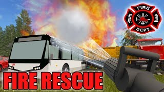 Nonton Fire Rescue   Fire Trucks   Multiplayer   Farming Simulator 2017 Film Subtitle Indonesia Streaming Movie Download