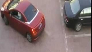 Girl Gets Sweet Revenge On A Rude Driver
