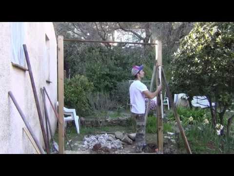 comment construire une barre fixe