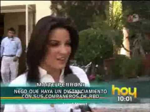 amor fugaz. amor fugaz la nueva telenovela. Maite entre las candidatas a protagonizar nueva telenovela programa Hoy; Maite entre las candidatas a protagonizar nueva