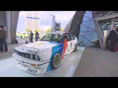 Launch Of New BMW M3 DTM Concept Car 2011 - Carjam Radio