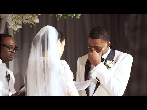Bride Moves The Groom To Tears With Her Epic Vows! | McKellars Wedding Cinema