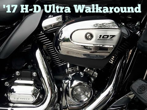 2017 Harley-Davidson Ultra Ltd. Detailed Walk-Around