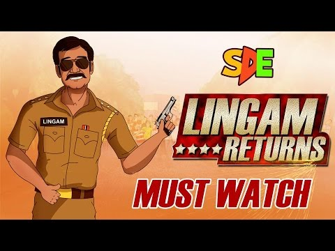 Video SINGHAM RETURNS TRAILER SPOOF || SHUDH DESI ENDINGS || download in MP3, 3GP, MP4, WEBM, AVI, FLV January 2017