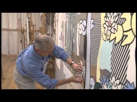 Still image from Roy Lichtenstein: Pop Artist