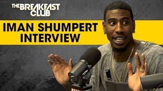 Video Iman Shumpert Talks Drake Rumors, LeBron James, His New Project 'Substance Abuse' + More MP3, 3GP, MP4, WEBM, AVI, FLV Oktober 2018