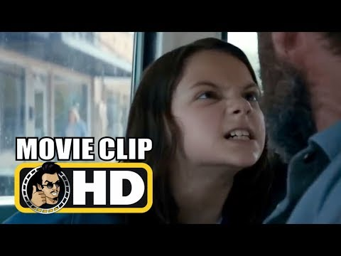 LOGAN (2017) Movie Clip - Laura Speaks for the First Time |FULL HD| Marvel Superhero Movie