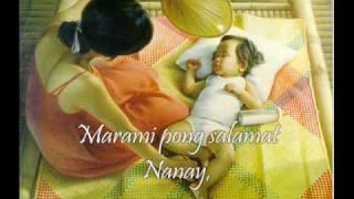 Download Lagu Marami Pong Salamat Nanay Mp3