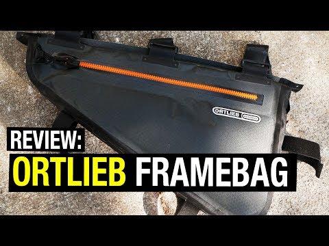 Review: Ortlieb Bikepacking Framebag