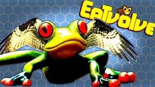 Let's Play Eatvolve! The EatVolve gameplay is about eating creatures to gain their abilities, different animals have abilities like gliding, higher jumps and smashing blocks! Surviving the animals attacks so you can eat them and evolve is tough. You can even mate with other animals to produce eggs! There are new additions like the bat and DNA collectibles, what do they do?!Download EatVolve on PC and eventually iOS and Android:https://papadar.itch.io/eatvolve?ac=ox5j9VQF---➤Buy a Shirt! - http://shop.spreadshirt.com/GamingFTL➤Support Josh's video creation - http://www.patreon.com/GamingFTL➤Stalk me on Twitter - https://twitter.com/GamingFTL➤Join the Discord community -  https://discord.gg/XnvRSW7If I say something that bothers or you or that you think was ill-considered, please let me know. I can't promise to be perfect, but I can promise to try to listen, learn, and apologise when I screw up. ✌---