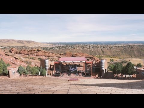Victorious From Red Rocks Amphitheatre