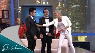 Video Sarah Sechan - Dimas Danang, Imam Darto dan Kimmy Jayanti MP3, 3GP, MP4, WEBM, AVI, FLV Januari 2019