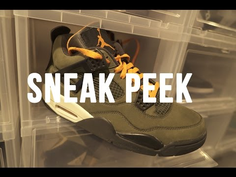 "A ""Sneak Peek"" Inside Mayor's Sneaker Basement, Pt. 5"