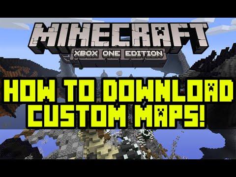 custom minecraft map downloads -