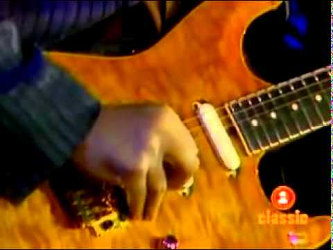 Sultans - Mark Knopfler & Eric Clapton performing 'Sultans of swing' at Nelson Mandela 70th Birthday Tribute (1988).