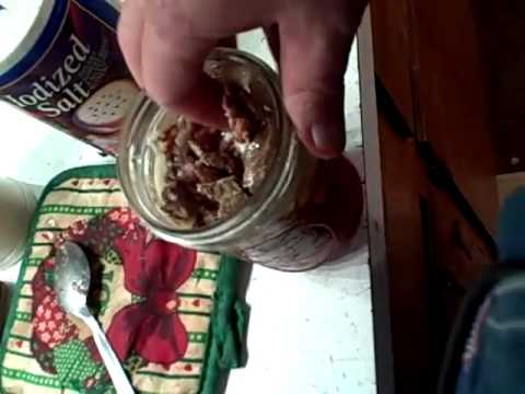 canned food - This video is about the results of some chuck roast I canned last year January 2009. Still tastes great. Cooked in a pint mason jar for 45 minutes at 12 poun...