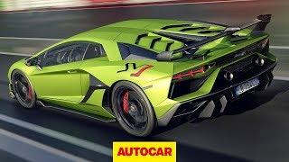 2019 Lamborghini Aventador SVJ review | 759bhp V12 hypercar driven | Autocar by Autocar
