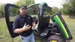 3. 2018 John Deere Gator XUV 835R Walkaround Product Overview
